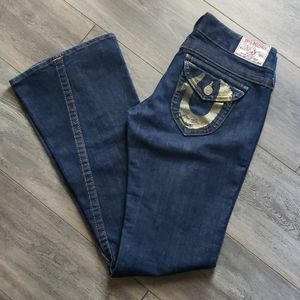 Joey flares size 28 like new